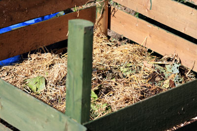 Making your own garden compost