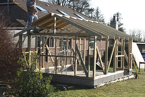 Gerry Woodworkers Diy Shed Build Uk