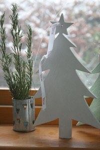 Home made Xmas tree decoration