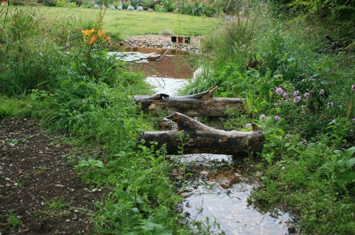 How to build your own natural stream
