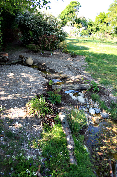 Build your own wildlife stream