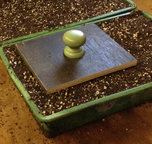 how to build a portable garden