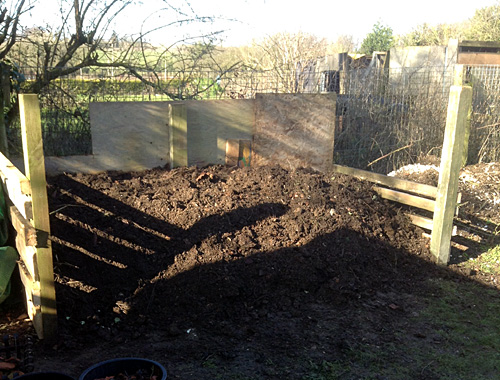 Why Not Build Your Own Compost Heap