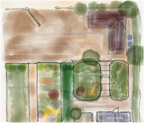 Plans For The New Plant Nursery