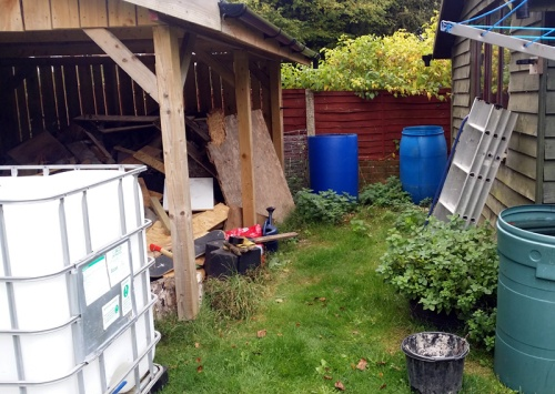 Installing A New Rainwater Collection System