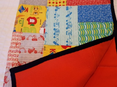 ABC Childrens Quilt
